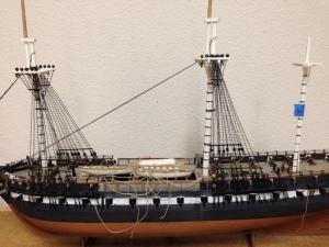lower main mast 2